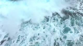 ocean waves video loop free - TH-Clip
