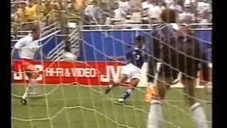 WM 1994 - Highlights deutscher Kommentar