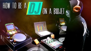 DJ on a Budget! (Dear Ryan)