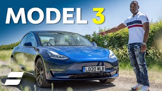 Tesla Model 3 Performance Review: Don't Believe The Hype? | 4K