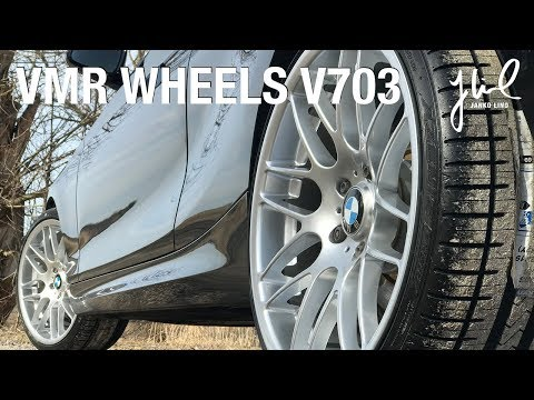 VMR Wheels upgrade on my BMW 118d F21 | EP 015