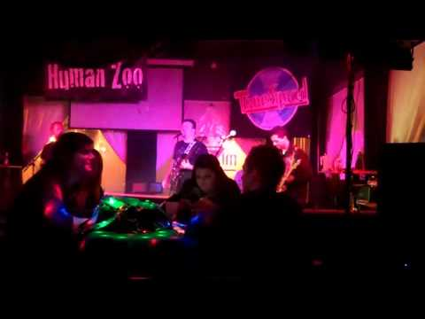 Human Zoo performing Get off by Prince @ Mixing 10 New Year's