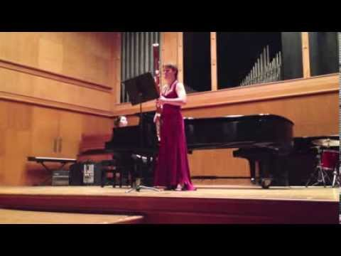 Recit Sicilienne et Rondo by Eugene Bozza