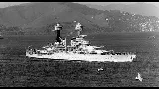 USS West Virginia - Guide 102