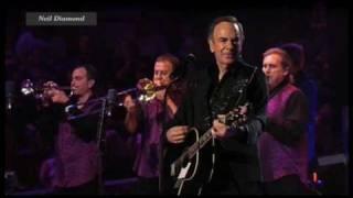 Neil Diamond - Kentucky Woman (live 2008) HQ 0815007