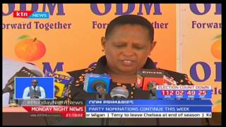 Monday Night News full bulletin part one: ODM Primaries - 17th April,2017