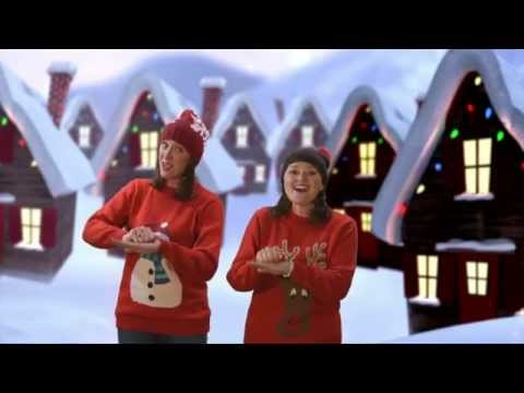 Veure vídeo Singing Hands: Holly Jolly Christmas - Makaton Sign Language