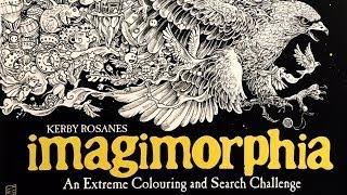Coloring In Imagimorphia By Kerby Rosanes
