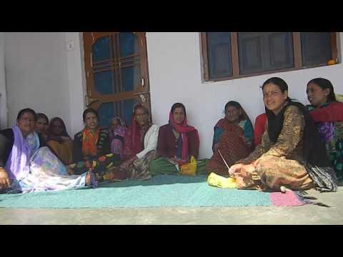 Women Group, Sunargaon, Champawat (महिला समूह सुनारगाँव, चम्पावत)