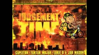 Judgement Time Riddim (Instrumental Version)