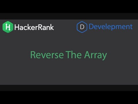 Arrays - DS\