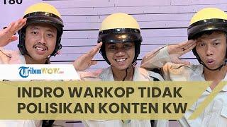 Viral Warkop DKI KW, Indro Warkop Tak Ingin Bawa ke Ranah Hukum hanya Minta Produksi Konten Distop