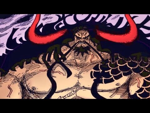 OMG! One Piece 795 Manga Chapter Review - KAIDO THE BEAST!