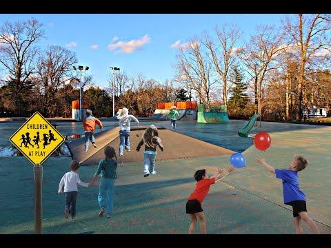A Playground Skatepark?!!! - Beckley Freedom Skatepark