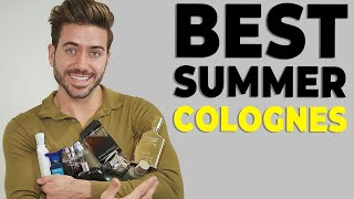 BEST MENS COLOGNES For SUMMER 2020 | Men's Fragrances | Alex Costa