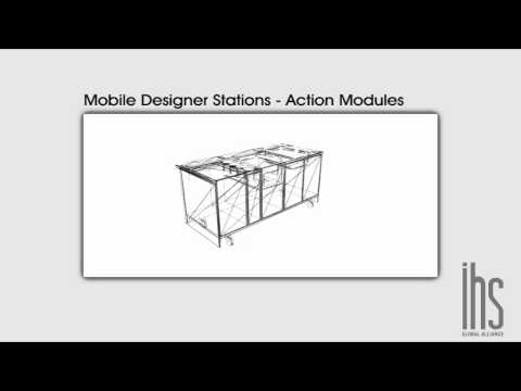 Mobile F&B Stations | Live Cooking | Mobile Designer Stations