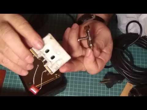 Педаль для швейной машины.Модернизация.