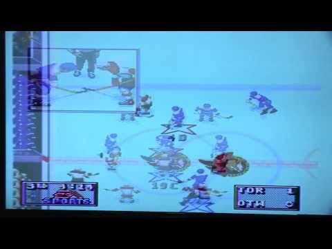 IceCaps Face Off - NHL 95