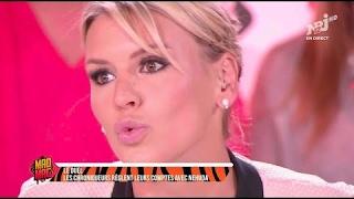 """Ⓗ Amélie Neten Recadre Nehuda Dans Le """"Mad Mag"""" Sur NRJ 12   ZAPPING PEOPLE DU 27042016"""