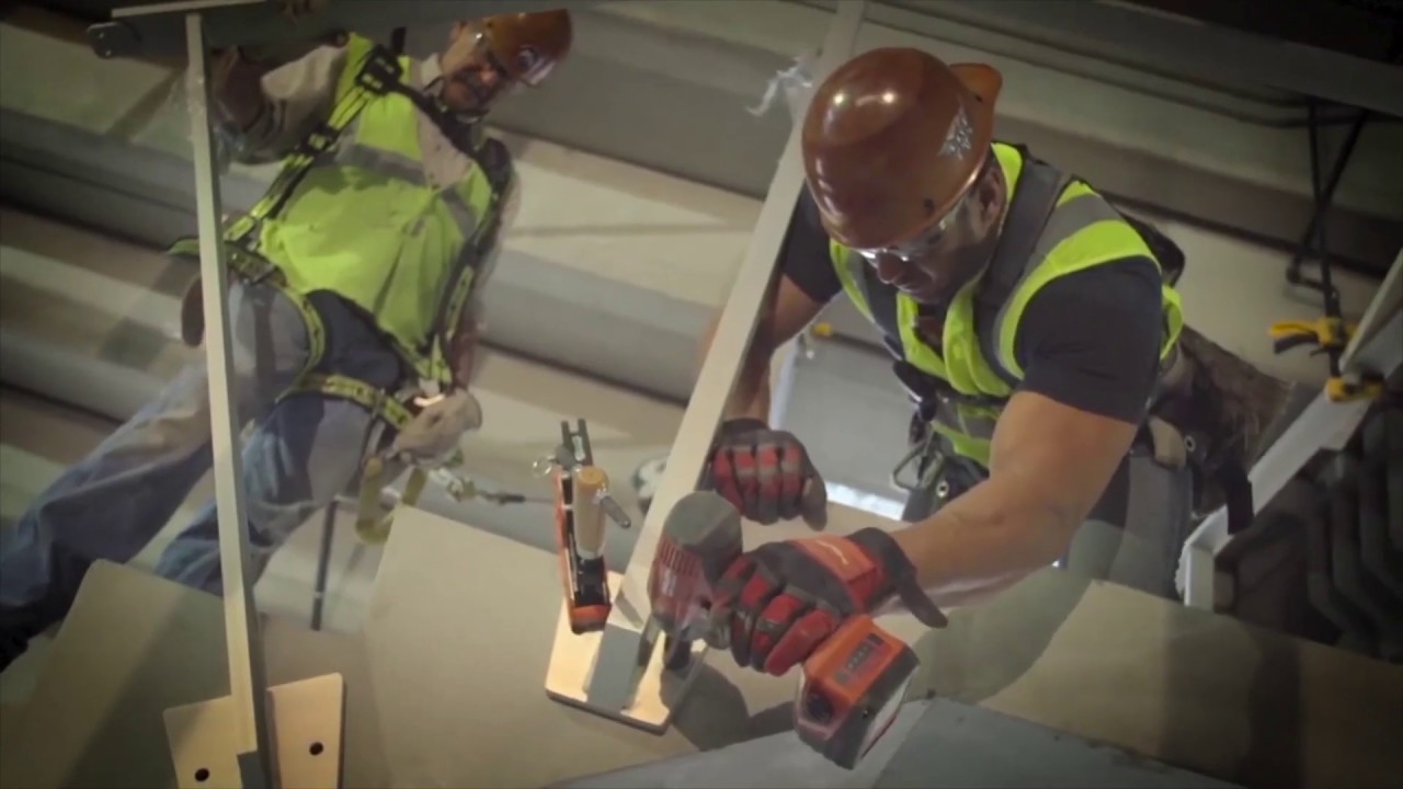 ヒルティのコードレス - 建設現場の作業性を高める充電式工具