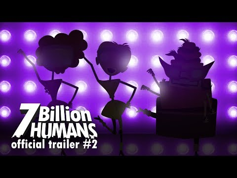 7 Billion Humans - Now Available! - Official Trailer #2 thumbnail