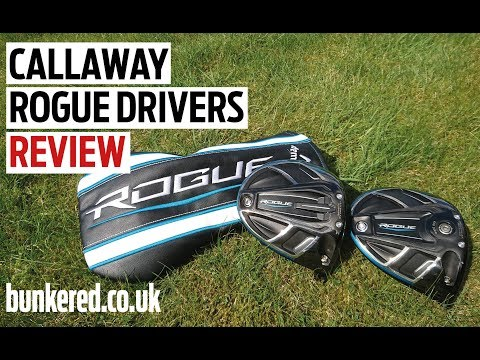 Callaway Rogue Drivers review