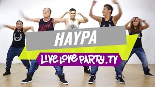 Haypa by MMJ | Zumba® | Dance Fitness | Live Love Party