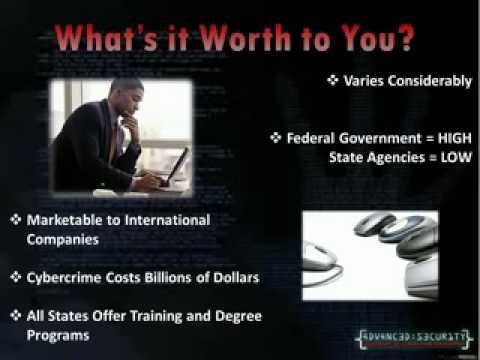 Benefits and Average Salary of a CHFI Certification and Computer ...