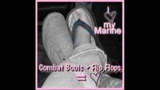 A Marines Girlfriend