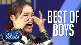BEST Of The BOYS On Indonesian Idol Junior 2018! | Idols Global