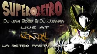 Central Rock - Dj Javi Boss & Dj Juanma Live at Central - La Retro Party 2007
