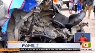 3 die in Konza road accident