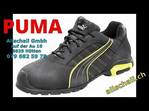 puma sicherheitsschuhe arbeitsschuhe safety boots