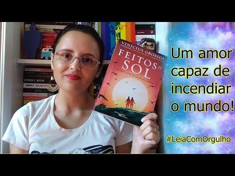 VALE A PENA LER FEITOS DE SOL DO VIN�CIUS GROSSOS! | Blog Pétalas de Liberdade