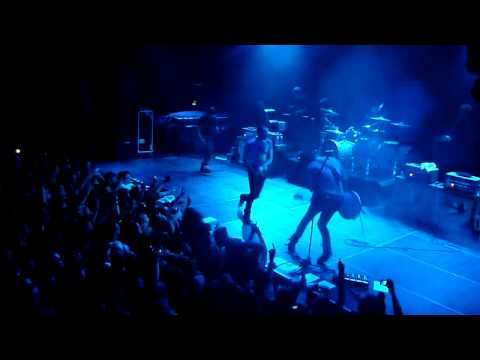 Dead By Sunrise - ''My Suffering''  (Live In Amsterdam 2010) HD