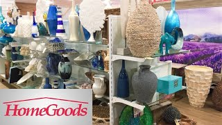 HOMEGOODS REOPENING DECORATIVE ACCESSORIES HOME DECOR SHOP WITH ME SHOPPING STORE WALKTHROUGH