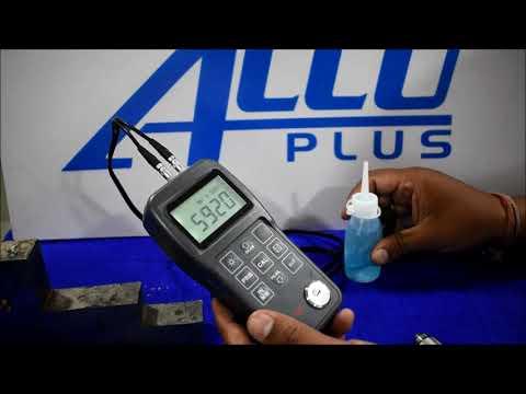 Through Coating Ultrasonic Thickness Gauge MT180