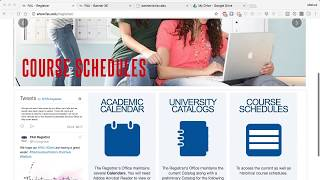 """Use """"Instructional Methods"""" search criteria for finding courses at Florida Atlantic University"""