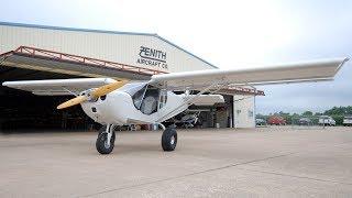 """First flight: Zenith STOL CH 750 """"Super Duty"""""""