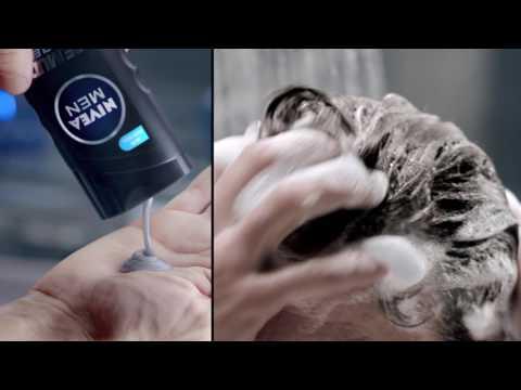 Nivea Men Shampoo Helmet Promo 15s