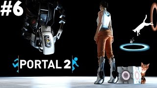 Portal 2 | Part 6 | The Bird Attack!