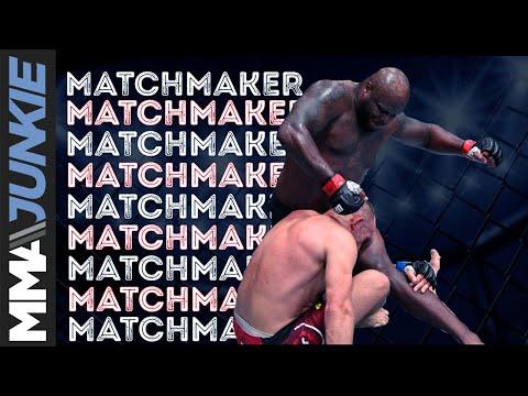 Who's next for Aleksei Oleinik after Derrick Lewis loss? | UFC on ESPN+32 matchmaker
