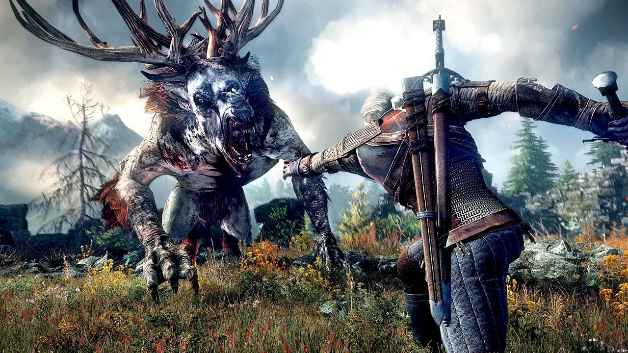 THE WITCHER 3 Wild Hunt – 7 Minutes of Gameplay #VideoJuegos #Consolas