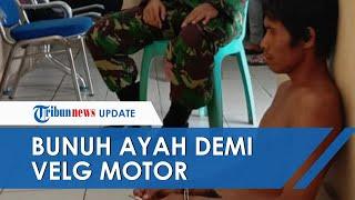 Pria di Hulu Sungai Tengah Bunuh Ayah karena Velg Motor, Tunggui Jasad hingga Sang Ibu Pulang