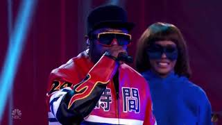 Black Eyed Peas - Feel The Beat, Where Is The Love? / Macy's 4th of July