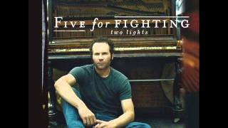 Five For Fighting - Nobody
