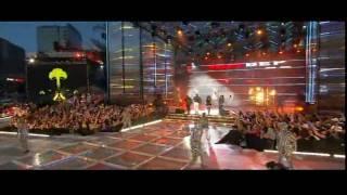 Boom Boom Pow - Black Eyed Peas LIVE MMVA's 09' [HD]