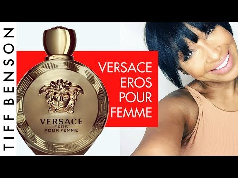 VERSACE EROS POUR FEMME | FIRST IMPRESSIONS