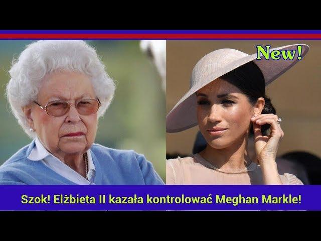 Wymowa wideo od Elżbieta II na Polski