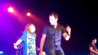 Brandon Heath: It's No Good To Be Alone- Leaving Eden Tour 11.17.11